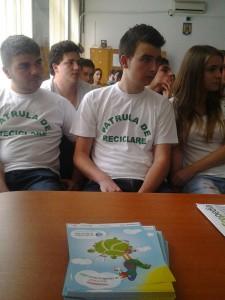 Patrula de reciclare a CTALP Ioan Socolescu_Bucuresti
