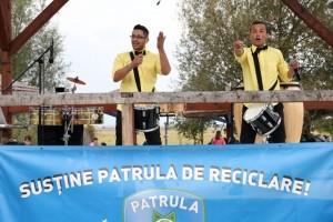 Ziua Patrulei de Reciclare din Covasna Los Hermanos Dinamita
