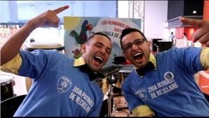 Fabian si Charlie Sanchez la interviu ZPR