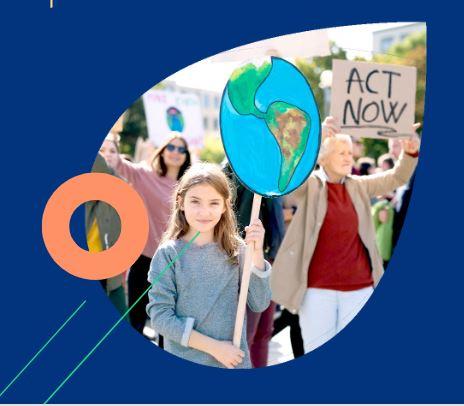 Coalitia Europeană pentru Educatie de Mediu - tinerii și profesorii luptă contra crizei climatice