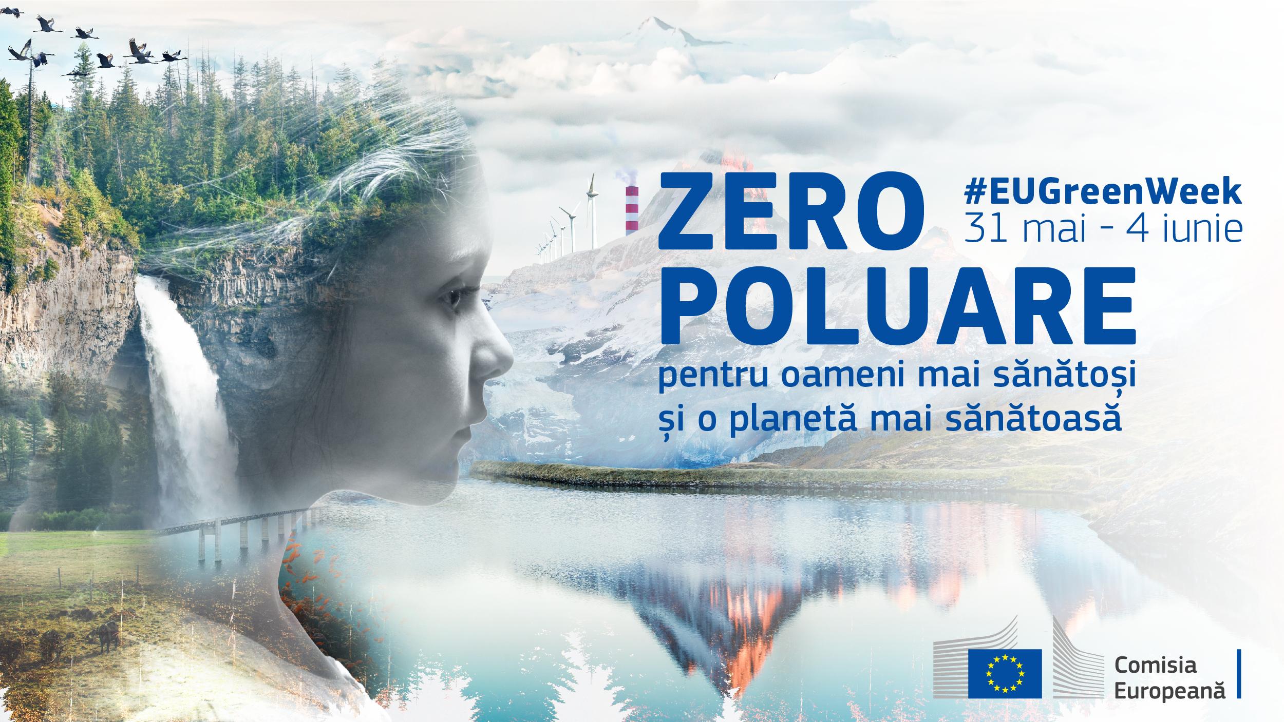 EU Green Week 2021 Zero poluare